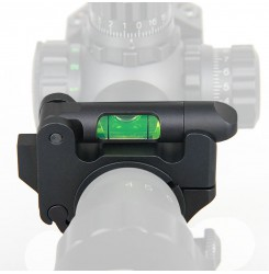 25.4mm or 30mm Riflescope Bubble Level PP24-0174    PPT P.P.T
