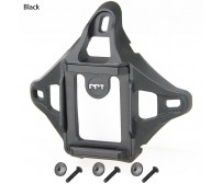 Wilcox L4 THREE HOLE SHROUD FOR ACH / MICH / PASGT HELMETS,Helmet adapter,night vision adapter PP24-0192 | PPT P.P.T
