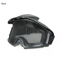 Popular Sport Shooting Hunting Safety Glasses Protective Goggle Transformers strengthen the level goggle(Steel mesh) | PPT P.P.T
