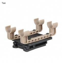 Fixed Practical 4Q Independent Series Shotshell Carrier Plastic PP33-0192 | PPT P.P.T