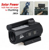 1x Red Dot Sight with solar battery 1x20 PP2-0104 | PPT P.P.T