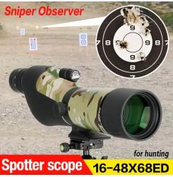 Canis Latrans 16~48X68ED Spotting scope,spotter scope PP26-0025 | PPT P.P.T