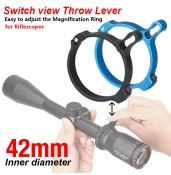 Switch view Throw Lever for Riflescopes PP33-0132   PPT P.P.T