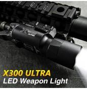 X300U-A Ultra LED Weapon Light, gun light PP15-0040 | PPT P.P.T