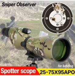 Canis Latrans 25-75X95APO Spotting scope,Spotter scope PP26-0028 | PPT P.P.T