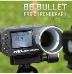 Pro Chronograph high-power airsoft chronograph speed tester PP35-0003   PPT P.P.T