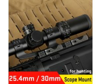 Canis Latrans 25.4mm or 30mm Scope Mount PP24-0178 | PPT P.P.T