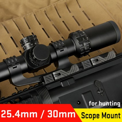 Canis Latrans 25.4mm or 30mm Scope Mount PP24-0178   PPT P.P.T
