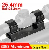 25.4mm Rifle Scopes mount,Double ring,Gun mount, Hunting sight mount PP24-0077 | PPT P.P.T
