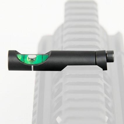 Tactical Rifle/Airgun Scope Alloy Spirit Level Bubble for 21.2mm Rail Weave/Picatinny PP33-0215   PPT P.P.T
