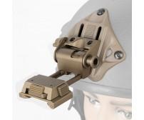WILCOX L4 G19 MOUNT  with Permanent VAS Shroud ,Helmet adapter,night vision adapter PP24-0190 | PPT P.P.T