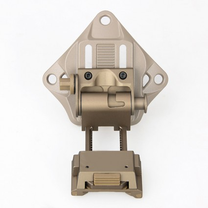 WILCOX L4 G19 MOUNT  with Permanent VAS Shroud ,Helmet adapter,night vision adapter PP24-0190   PPT P.P.T