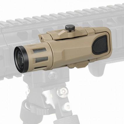 Tactical flashlight,WML Weapons flashlight, laser flashlight PP15-0122   PPT P.P.T