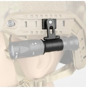 M300B Flashlight Mount for ARC Helmet Rail PP33-0216   PPT P.P.T