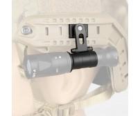 M300B Flashlight Mount for ARC Helmet Rail PP33-0216 | PPT P.P.T