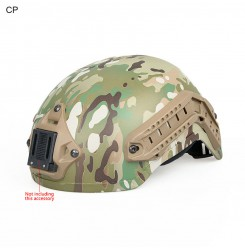 Tactical helmet w/NVG mount and side rail PP9-0019   PPT P.P.T