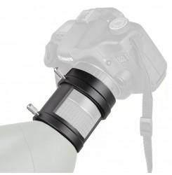 Aluminum alloy adapter,Spotting Scope/Telescope camera adapter PP26-0019 | PPT P.P.T