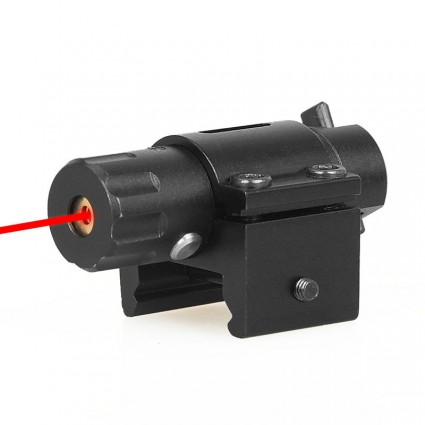 Spike Red laser Sight for Gun Rifle Pistol Weaver Mount Rail with Wrenches PP20-0049   PPT P.P.T
