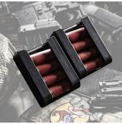 Shotgun Shell Holder ,Carrier clips to belt PP7-0077
