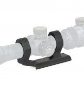25.4-30mm Double ring,Rifle Scopes mount,Gun mount, Hunting sight mount | PP24-0172 PPT P.P.T