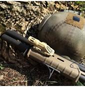 Tactical flashlight,Weapons flashlight,Gun flashlight PP15-0092 | PPT P.P.T