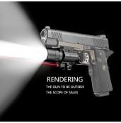 Tactical flashlight, outdoor flashlight, flashlight PP15-0084 | PPT P.P.T