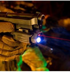 Tactical flashlight, outdoor flashlight, handgun flashlight PP15-0087   PPT P.P.T