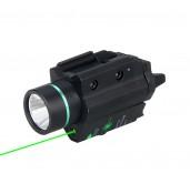 Tactical flashlight,Weapons flashlight, laser flashlight PP15-0097 | PPT P.P.T