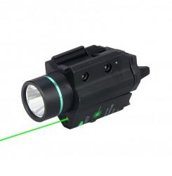 Tactical flashlight,Weapons flashlight, laser flashlight PP15-0097   PPT P.P.T