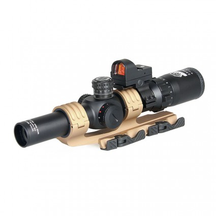 Canis Latrans 2.5x-10x Rifle Scope+red dot+Rail+Mount for hunting PP1-0345   PPT P.P.T