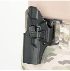 Tactical Holster, G17 gun use ,Pistol Holster  PP7-0087 | PPT P.P.T