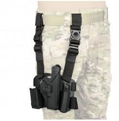 Tactical Holster Set, G17 gun use ,Pistol Holster  PP7-0090 | PPT P.P.T