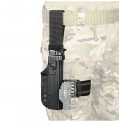 Tactical Holster, G17 gun use ,Pistol Holster  PP7-0098 | PPT P.P.T