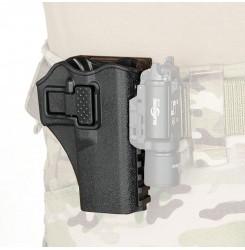 Tactical Holster, G17 gun use ,Pistol Holster  PP7-0101 | PPT P.P.T