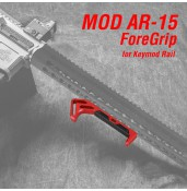MOD AR-15 ForeGrip for Keymod Rail PP19-0145 | PPT P.P.T