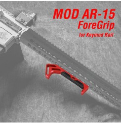 MOD AR-15 ForeGrip for Keymod Rail PP19-0145   PPT P.P.T