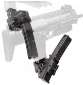 Dual Magazine Fast Clip for MP7 Series Airsoft AEG GBB,MP7 Double Magazine Clip PP33-0211  PPT P.P.T
