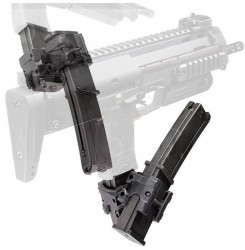 Dual Magazine Fast Clip for MP7 Series Airsoft AEG GBB,MP7 Double Magazine Clip PP33-0211| PPT P.P.T
