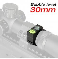 30mm Riflescope Bubble Level PP24-0181    PPT P.P.T