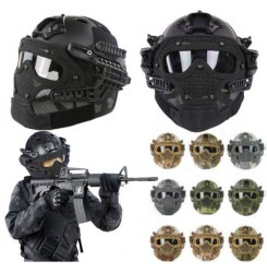 AWT Armor Warrior Tactical G4 Protection Helmet,Quick response tactical helmet,FAST Pararescue Jump PP9-0077 | PPT P.P.T
