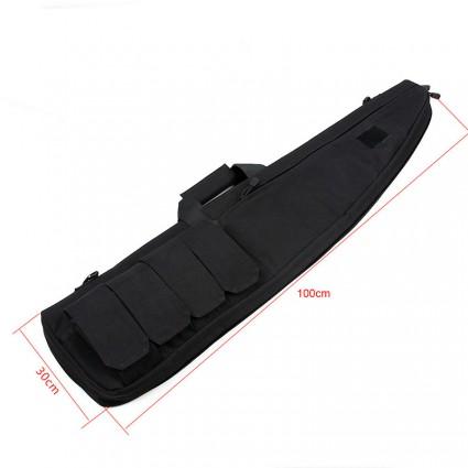 Tactical AEG Rifle Sniper Case Gun Bag Mag Pouch PP12-0012   PPT P.P.T