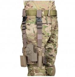 USP Holster + Platform Quality guaranteed tactical military shoulder holster gun bag waist webbing leg bags cheap tactical  PP7-0001 | PPT P.P.T