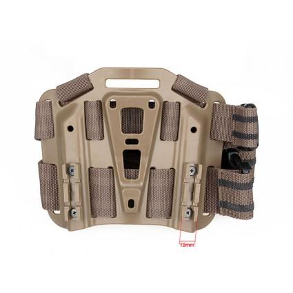 USP Holster + Platform Quality guaranteed tactical military shoulder holster gun bag waist webbing leg bags cheap tactical  PP7-0001   PPT P.P.T