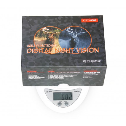 Digital night vision for hunting PP27-0008   PPT P.P.T