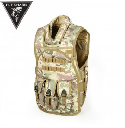 Molle Tactical Military Vest for hiking hunting and camping  PP4-0027 | PPT P.P.T