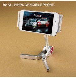 Universal Foldable Aluminum Stand Holder   PPT P.P.T