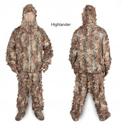 Leaves camouflage bird watching suit PP34-0077| PPT P.P.T