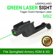 Green Laser Sight  for M92 PP20-0040 | PPT P.P.T
