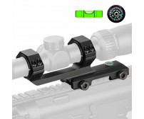 25.4mm or 30mm Rifle Scopes mount Bubble level PP24-0195 | PPT P.P.T