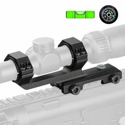 25.4mm or 30mm Rifle Scopes mount Bubble level PP24-0195   PPT P.P.T